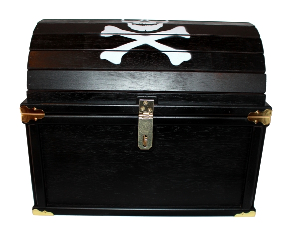 toy treasure chest plans